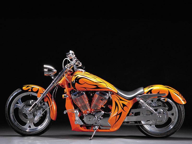 Shadow Aero Bobber Honda